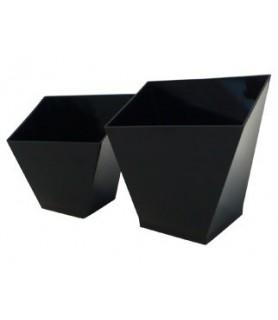 Verrines noires design
