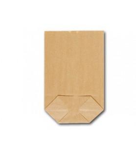 sac écorné kraft brun