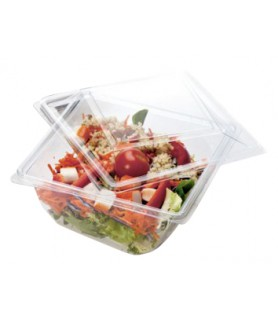 "Barquette salade ""ça balance"" emballage salade"
