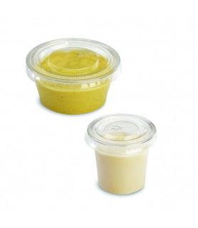 Pot à sauce vinaigrette salade