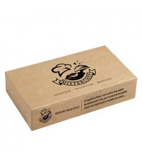 Boîte traiteur personnalisée