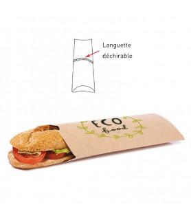 Etui sandwich cartonné personnalisé