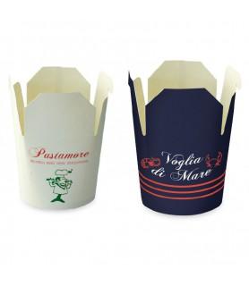 Boîtes à pâtes personnalisées