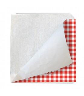 Sac bagel ou pan bagnat personnalisé ouvert 2 côtés pas cher