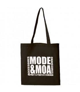 Sac Tote bag coton 38x42 - couleur 140g personnalisable