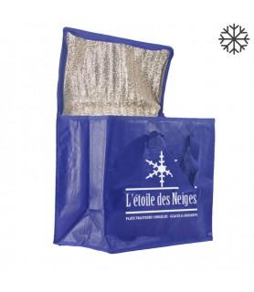 Glacière isotherme classique personnalisée - sac de conservation isotherme personnalisé pour viandes et poissons