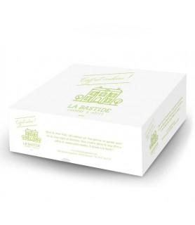 Boîte pâtissière personnalisée - boîte boulangerie pâtisserie personnalisable