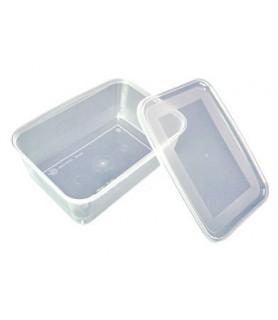 barquette alimentaire plastique rigide avec couvercle vente a emporter