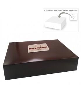 Boîte traiteur pâtisserie transport alimentaire