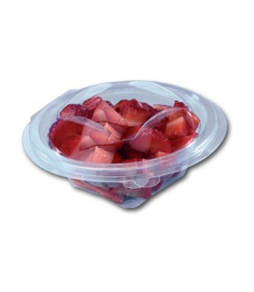 Bols salade transparents