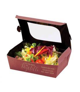 Boîte salade 1000 personnalisée