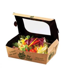 Boîte salade personnalisée