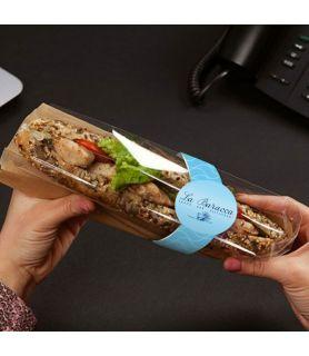 Bague sandwich personnalisée