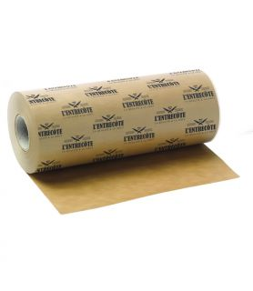 Papier thermokraft brun en bobine personnalisé