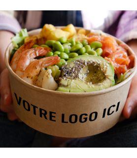 Bol salade personnalisé snacking