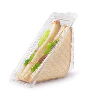 Coque à sandwich triangle