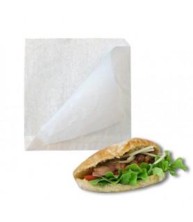 sac à ouvuerture pour kebab, burger, sandwich
