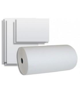Papier kraft blanc snack