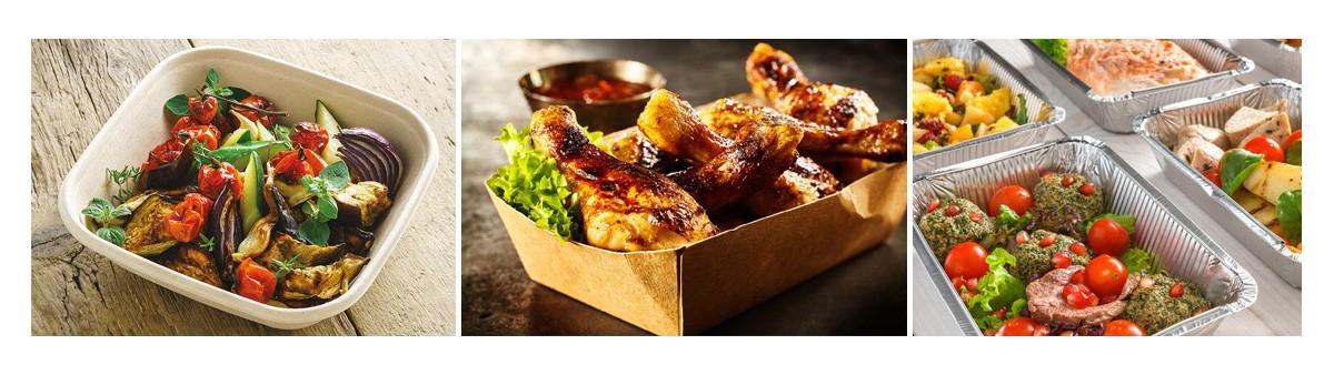 Barquette Alimentaire Jetable - Emballage Alimentaire Professionnel