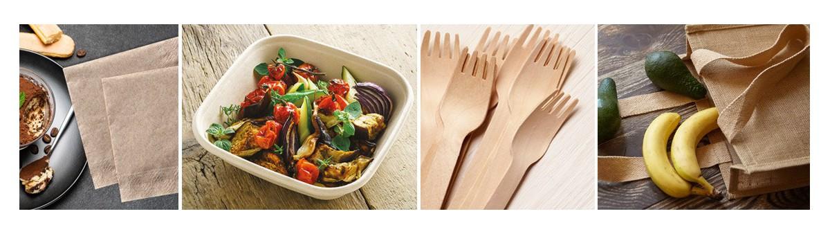 Emballage écologique pour les professionnels de la restauration